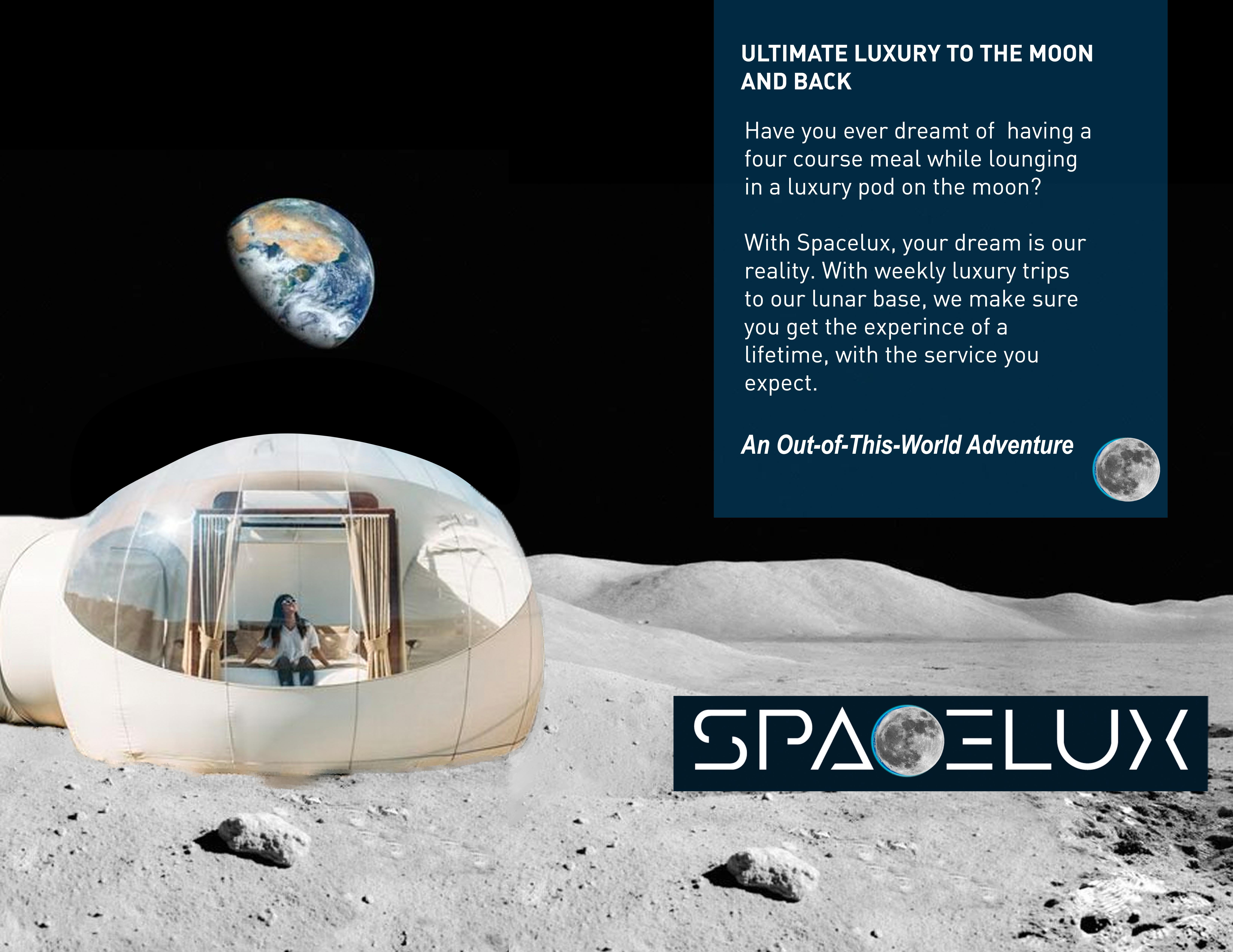 Spacelux ad