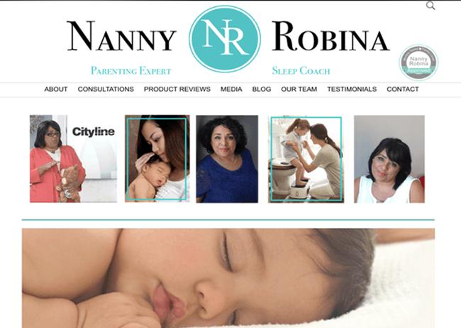 Nanny Robina